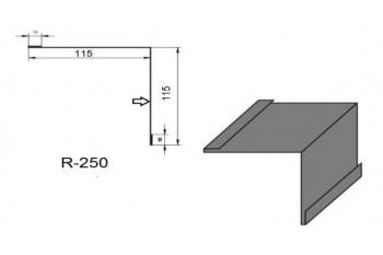 Планка внутреннего угла ПВУ-2