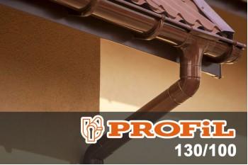 Водостічна система Profil 130/100